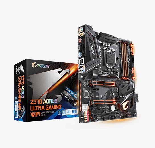 Z370 AORUS Ulrta Gaming Wifi OP